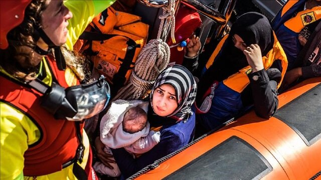 World refugee deaths top 4,000 for 4th straight year