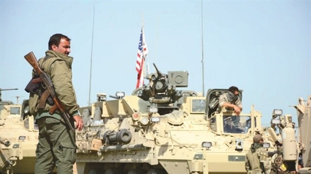 The U.S. continues to dispatch armored vehicles to the PKK in spite of Turkey's reactions.
