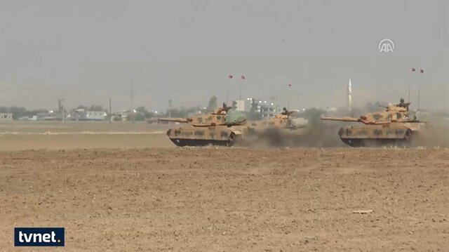 Turkey intensifies military drills near Iraqi border