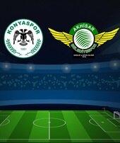 Konyaspor-Akhisar: 2-0