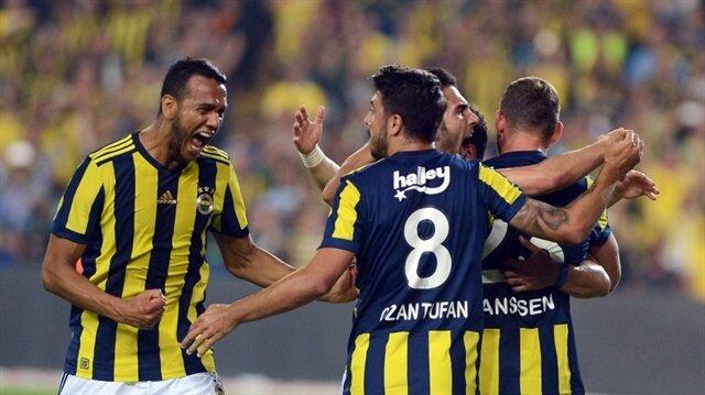 Olaylı derbiden <br>Fenerbahçe çıktı!