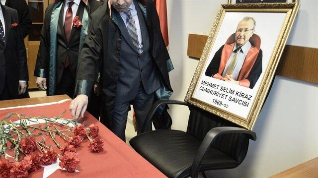 Cumhuriyet Savcısı Mehmet Selim Kiraz, DHKP/C'li teröristler tarafından şehit edilmişti.