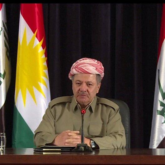 Barzani'nin 'kaos' ısrarı!