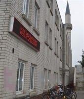 Camiye saldırdılar!