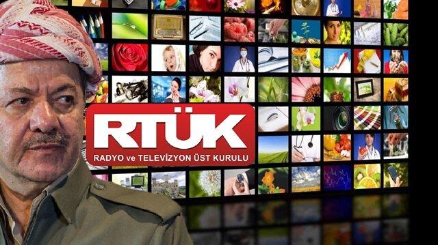 Toplantının konusu Rudaw'ın Türksat yayınından çıkarılması.