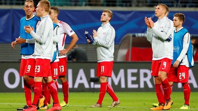 Leipzig'den <br>Beşiktaş'a gönderme