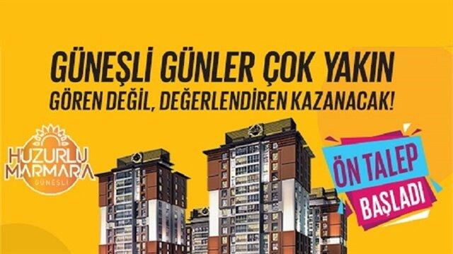 Huzurlu Marmara Güneşli