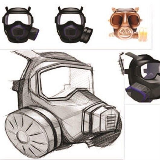 MKE'den yeni <br>nesil gaz maskesi