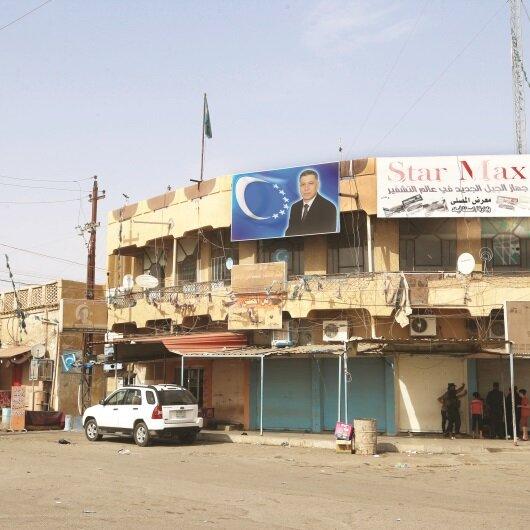 Türkmenler ve <br>Araplar boykot etti