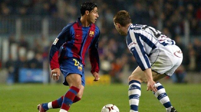 Barcelona unutmadı