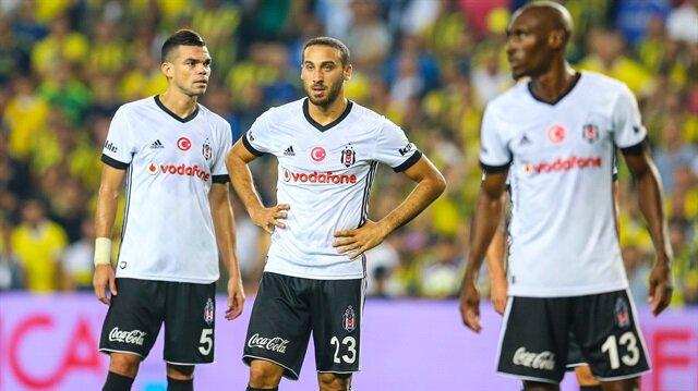 Beşiktaş '14+14'<br>kuralına uymadı!