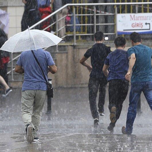 Meteoroloji İstanbul başta olmak üzere birçok ili uyardı