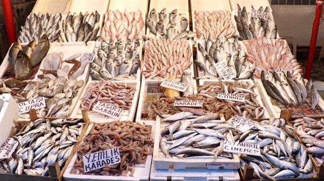 En pahalı balığın kilosu bile 15 liraya düştü