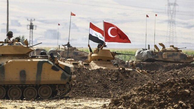 Barzani'ye<br>ortak mesaj