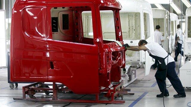 Scania'ya 880,5 milyon avro para cezası verildi.