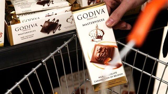 Godiva markette yüzde 70 büyüdü