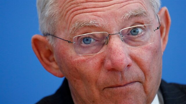 German FinMin Schaeuble to become parliament president