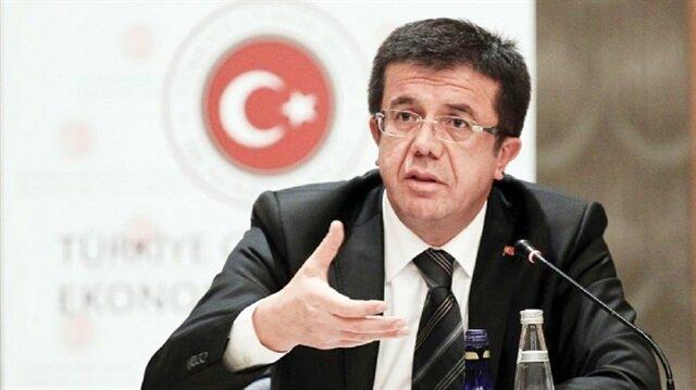 وزير الاقتصاد التركي، نهاد زيبكجي،