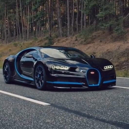 Bugatti Chiron dünya rekoru kırdı