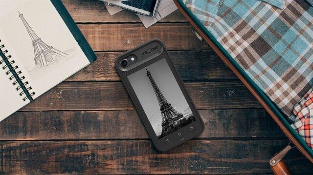 Oaxis Inkcase i7 Türkiye'de satışa sunuldu.