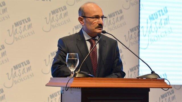 Eski Burdur Valisi Hasan Kürklü