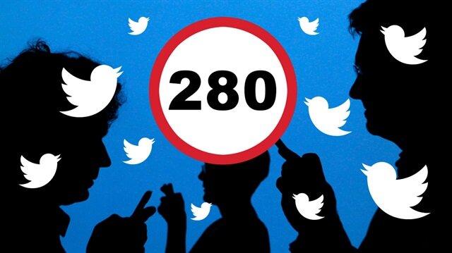 Twitter geçtiğimiz günlerde 280 karakterli tweetleri denemeye başlamıştı.