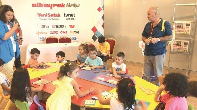 Geçtiğimiz hafta Albayrak Medya'nın Bilge Çocuk ve Bilge Minik dergileri ile sponsor olduğu Çocuk ve Aile Fuarı, 'Çocuklar için engelleri kaldıran' sloganı ile gerçekleşti.