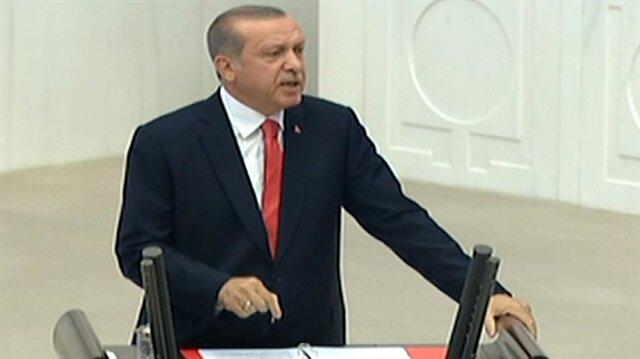 Erdoğan'ın AB sözleri büyük alkış aldı