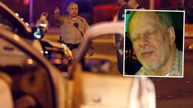 Las Vegas saldırganının ilk fotoğrafı yayınlandı