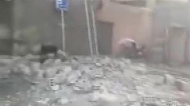 Şam'da çifte intihar saldırısı:17 ölü