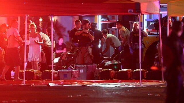 ABD'de katliam: 58 ölü