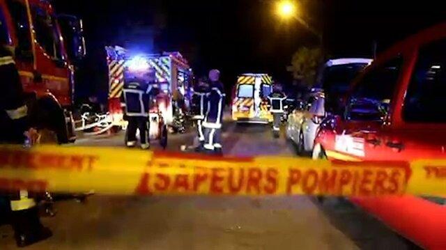 Fransa'da yangın: 3'ü Türk 5 kişi öldü