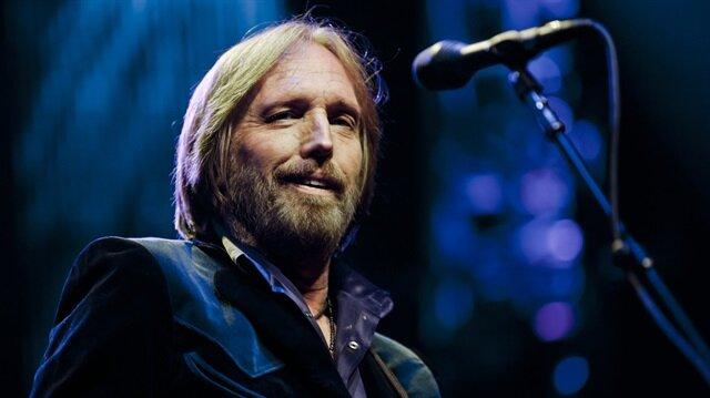Ünlü rock yıldızı Tom Petty