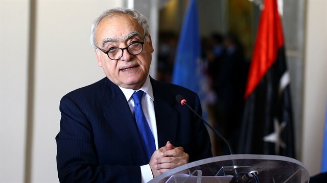 Special representative of the UN Secretary General for Libya, Ghassan Salame