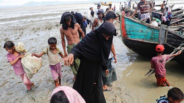 Myanmar'daki göç