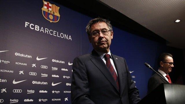 Barcelona Kulüp Başkanı, Katalanların genel grev kararına destek olacaklarını açıkladı.