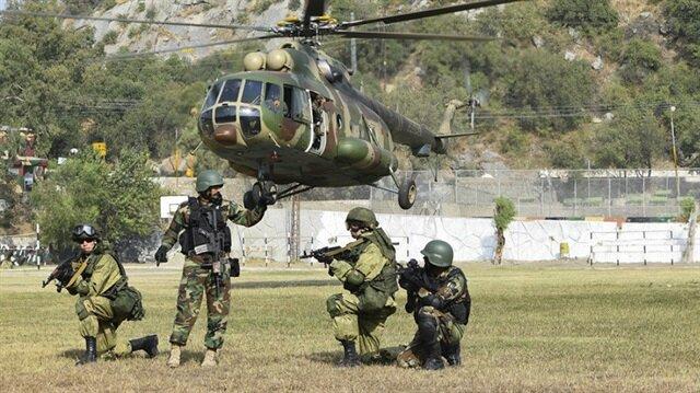 Rusya-Özbekistan ortak askeri tatbikatı başladı