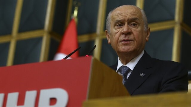 Bahçeli'den Cumhurbaşkanı Erdoğan'a Kerkük teşekkürü
