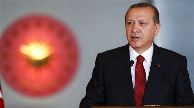 Erdoğan'dan Fransa'daki yangın mağduru ailelere taziye telefonu