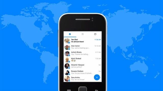 Messenger Lite basit, hızlı ve daha iyi bir mesajlaşma deneyimi sunuyor.