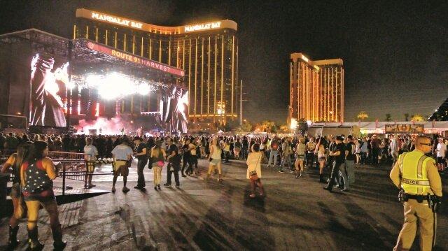 Las Vegas'ta ABD tarihinin en kanlı saldırısı