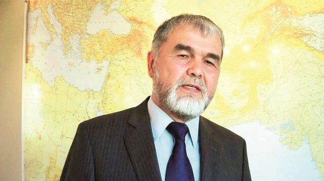 Özbekistan Halk Hareketi lideri Muhammed Salih