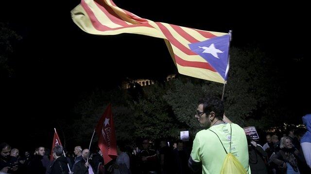 Katalonya 9 Ekim'de bağımsızlık ilan etmeye hazırlanıyor