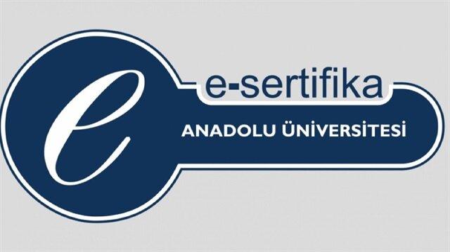Anadolu Üniversitesi e-Sertifika Programları'na kayıtlar başladı