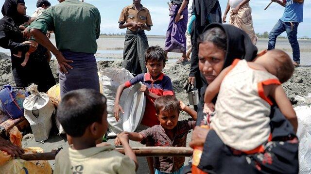 Myanmarlı Müsümanlar