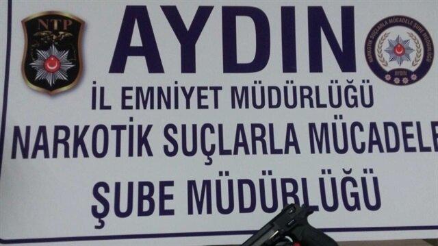 Aydın'da uyuşturucu operasyonu haberi: 6 tutuklama
