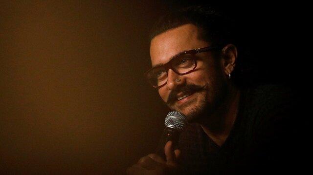 Aamir Khan, Türkiye'de çeşitli televizyon programlarına katılacak.
