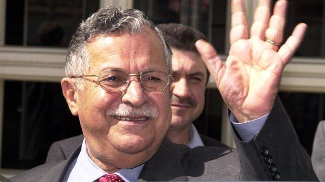 Eski Irak Cumhurbaşkanı Celal Talabani