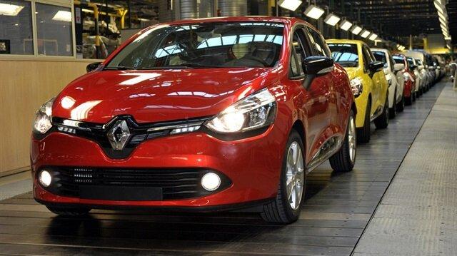 Otomobil pazarı yüzde 3 azalırken, hafif ticari araç pazarı ise yüzde 2 arttı