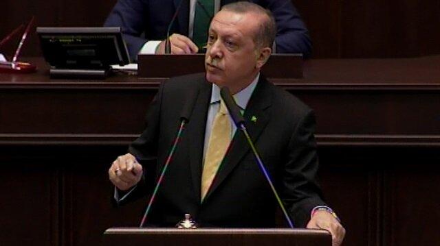 Erdoğan'dan dikkat çeken faiz açıklaması
